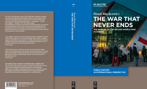 Buchcover von The War that Never Ends