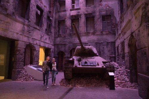 Panzer im Museum
