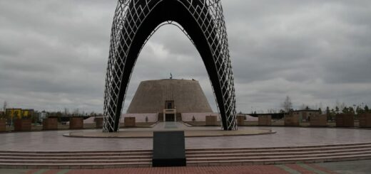 Gedenkstätte Alzhir