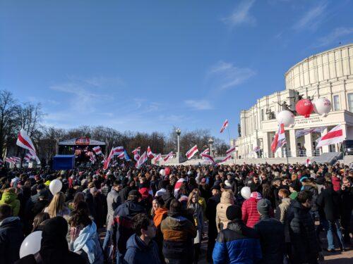Dzen' Voli 2018 in Minsk